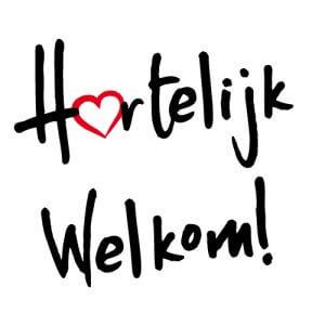 Logo Hartelijk Welkom